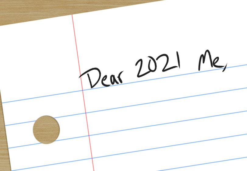 Dear 2021 Me,
